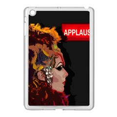 Transvestite Apple Ipad Mini Case (white) by Valentinaart