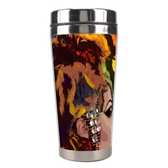 Transvestite Stainless Steel Travel Tumblers by Valentinaart