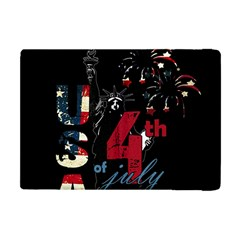4th Of July Independence Day Apple Ipad Mini Flip Case by Valentinaart