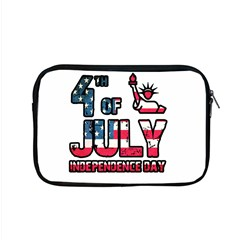 4th Of July Independence Day Apple Macbook Pro 15  Zipper Case by Valentinaart