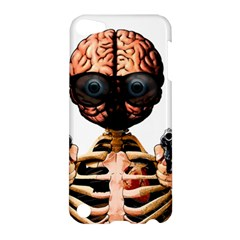 Do What Your Brain Says Apple Ipod Touch 5 Hardshell Case by Valentinaart