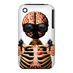 Do What Your Brain Says Iphone 3s/3gs by Valentinaart