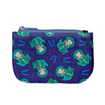 Mermaids and Pants Coin Change Purse