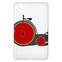Watermelon Bicycle  Samsung Galaxy Tab Pro 8 4 Hardshell Case by Valentinaart