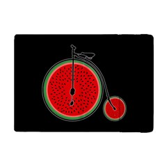 Watermelon Bicycle  Ipad Mini 2 Flip Cases by Valentinaart