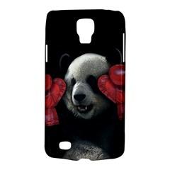 Boxing Panda  Galaxy S4 Active by Valentinaart