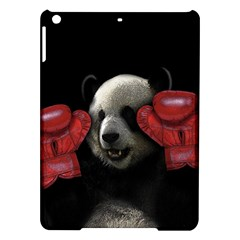 Boxing Panda  Ipad Air Hardshell Cases by Valentinaart