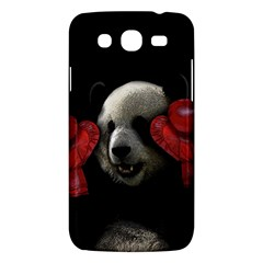 Boxing Panda  Samsung Galaxy Mega 5 8 I9152 Hardshell Case  by Valentinaart