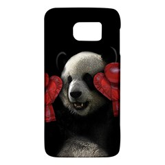 Boxing Panda  Galaxy S6 by Valentinaart