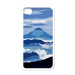 Landscape Apple Iphone 4 Case (white) by Valentinaart