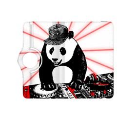 Deejay Panda Kindle Fire Hdx 8 9  Flip 360 Case by Valentinaart