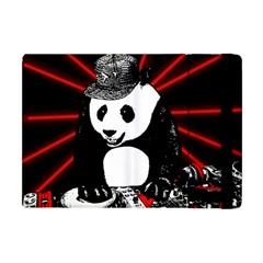 Deejay Panda Apple Ipad Mini Flip Case by Valentinaart