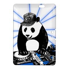 Deejay Panda Kindle Fire Hdx 8 9  Hardshell Case by Valentinaart