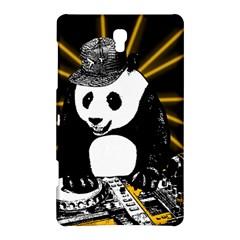 Deejay Panda Samsung Galaxy Tab S (8 4 ) Hardshell Case  by Valentinaart
