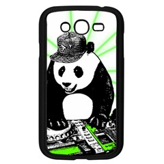 Deejay Panda Samsung Galaxy Grand Duos I9082 Case (black) by Valentinaart