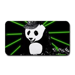 Deejay Panda Medium Bar Mats by Valentinaart