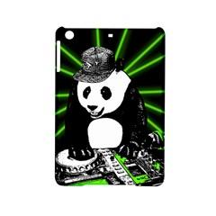 Deejay Panda Ipad Mini 2 Hardshell Cases by Valentinaart
