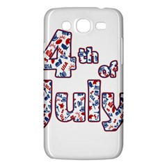 4th Of July Independence Day Samsung Galaxy Mega 5 8 I9152 Hardshell Case  by Valentinaart