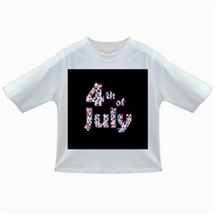 4th Of July Independence Day Infant/toddler T Shirts by Valentinaart