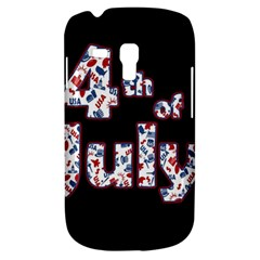 4th Of July Independence Day Galaxy S3 Mini by Valentinaart
