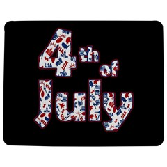 4th Of July Independence Day Jigsaw Puzzle Photo Stand (rectangular) by Valentinaart