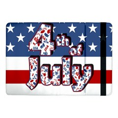 4th Of July Independence Day Samsung Galaxy Tab Pro 10 1  Flip Case by Valentinaart