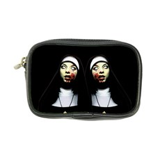 Horror Nuns Coin Purse by Valentinaart