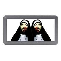 Horror Nuns Memory Card Reader (mini) by Valentinaart