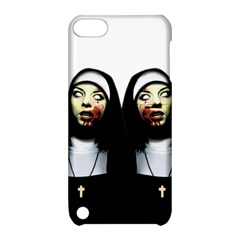 Horror Nuns Apple Ipod Touch 5 Hardshell Case With Stand by Valentinaart