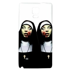 Horror Nuns Galaxy Note 4 Back Case by Valentinaart