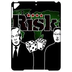 Nuclear Explosion Trump And Kim Jong Apple Ipad Pro 9 7   Hardshell Case by Valentinaart