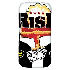Nuclear Explosion Trump And Kim Jong Samsung Galaxy S3 S Iii Classic Hardshell Back Case by Valentinaart