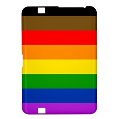 Philadelphia Pride Flag Kindle Fire Hd 8 9  by Valentinaart
