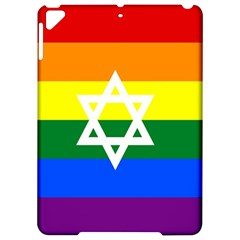 Gay Pride Israel Flag Apple Ipad Pro 9 7   Hardshell Case