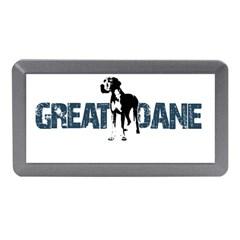 Great Dane Memory Card Reader (mini) by Valentinaart