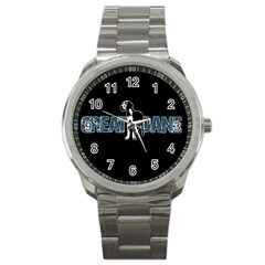 Great Dane Sport Metal Watch by Valentinaart