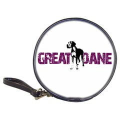 Great Dane Classic 20 Cd Wallets by Valentinaart