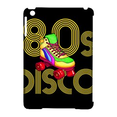 Roller Skater 80s Apple Ipad Mini Hardshell Case (compatible With Smart Cover) by Valentinaart