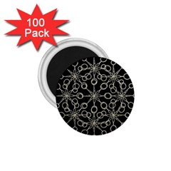 Ornate Chained Atrwork 1 75  Magnets (100 Pack)  by dflcprints