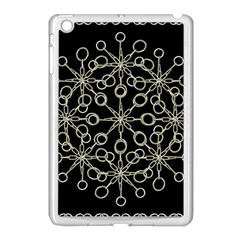 Ornate Chained Atrwork Apple Ipad Mini Case (white) by dflcprints