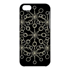 Ornate Chained Atrwork Apple Iphone 5c Hardshell Case by dflcprints