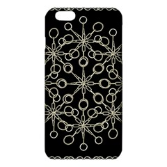 Ornate Chained Atrwork Iphone 6 Plus/6s Plus Tpu Case by dflcprints