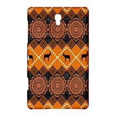 Traditiona  Patterns And African Patterns Samsung Galaxy Tab S (8 4 ) Hardshell Case  by Onesevenart