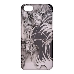 Chinese Dragon Tattoo Apple Iphone 5c Hardshell Case by Onesevenart