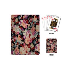 Japanese Ethnic Pattern Playing Cards (mini)  by Onesevenart