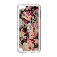 Japanese Ethnic Pattern Apple Ipod Touch 5 Case (white) by Onesevenart