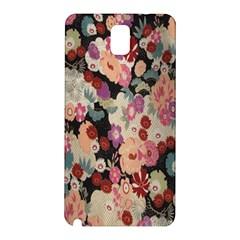 Japanese Ethnic Pattern Samsung Galaxy Note 3 N9005 Hardshell Back Case by Onesevenart