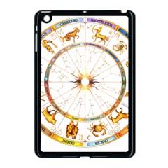 Zodiac  Institute Of Vedic Astrology Apple Ipad Mini Case (black) by Onesevenart
