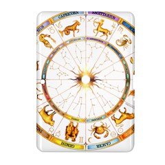 Zodiac  Institute Of Vedic Astrology Samsung Galaxy Tab 2 (10 1 ) P5100 Hardshell Case  by Onesevenart
