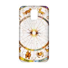 Zodiac  Institute Of Vedic Astrology Samsung Galaxy S5 Hardshell Case  by Onesevenart